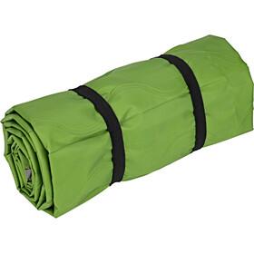CAMPZ Comfort Esterilla de Trekking Ligero 9.0, dark green